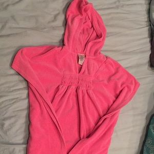 Lands End hooded swim cover